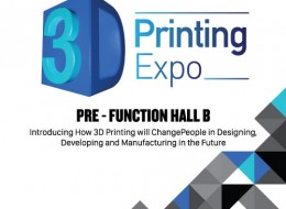 3D Printing Expo 2015